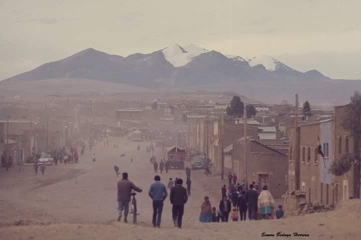 El Alto en sus inicios